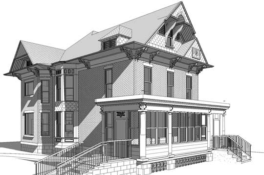 WSU's sustainability theme house opens this fall.