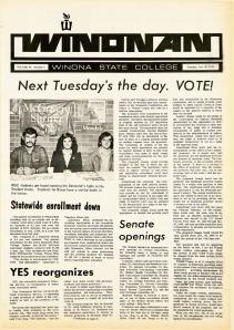 Class of 1972 newspaper
